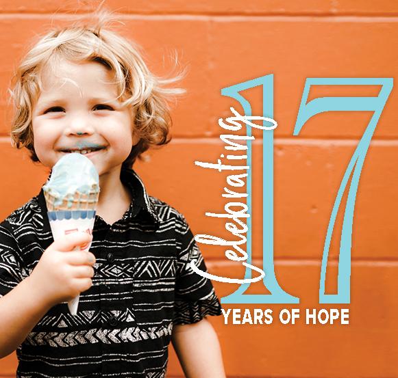 Hope Funding 17 Years
