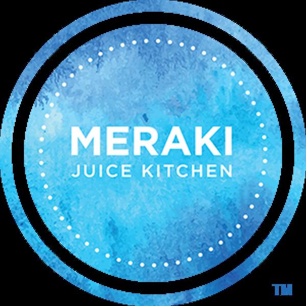 Meraki Juice logo