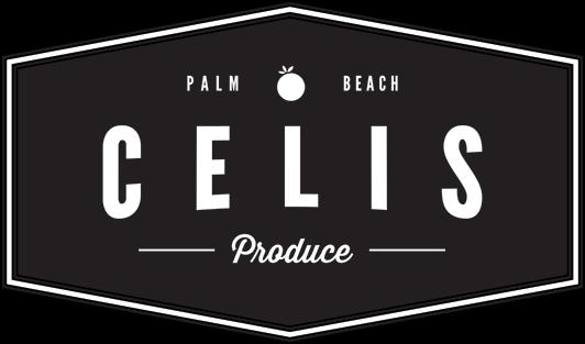 celis produce logo