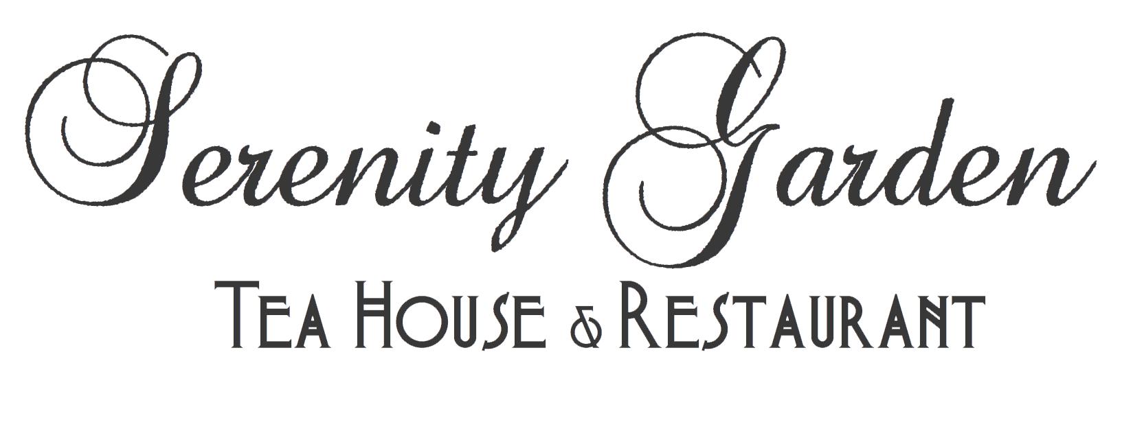 serenity garden logo
