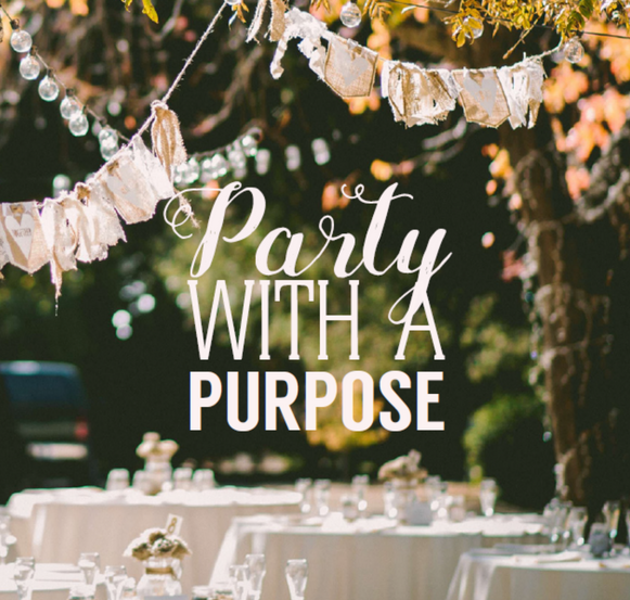 PWAP party with a purpose