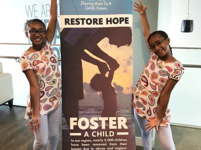 foster a child girls
