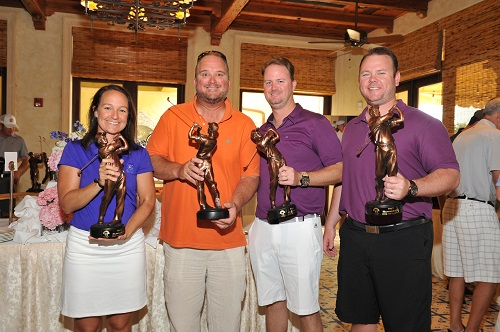 2016 golf invitational Jason Doyle