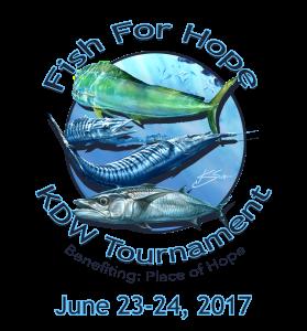 2018 Fish For Hope Tournament LOGO