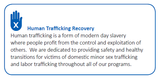 human trafficking recovery