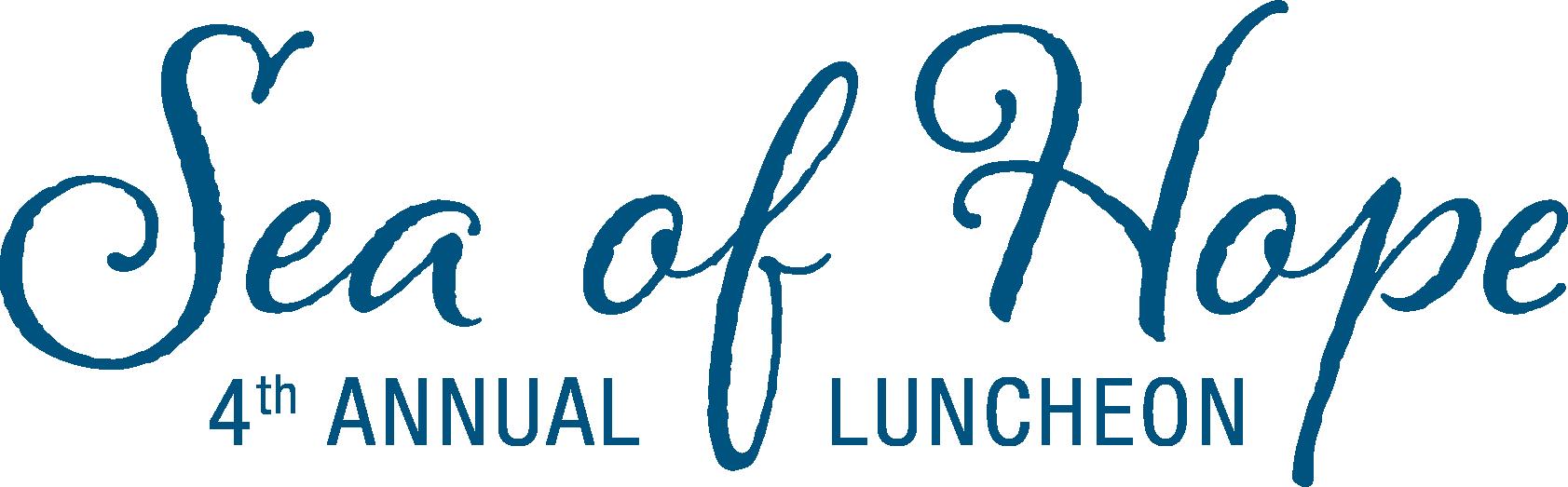 2019 Sea of Hope logo