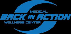 Back In Action Medical Wellness Center Logo