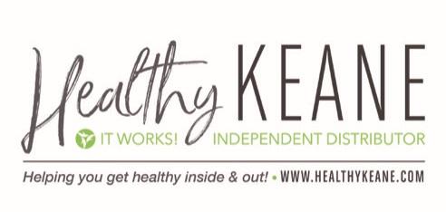 Healthy Keane logo