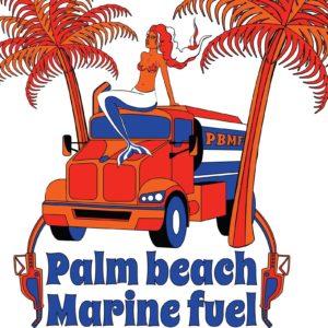 Palm Beach Marine Fuel logo