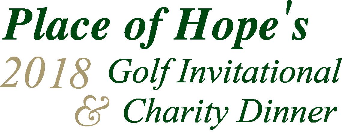 2018 golf logo
