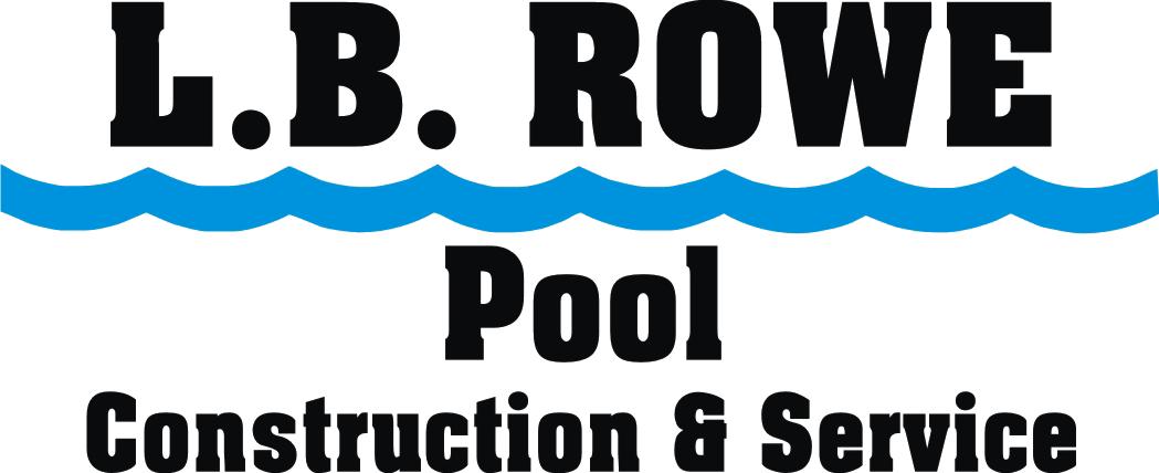 LB ROWE logo