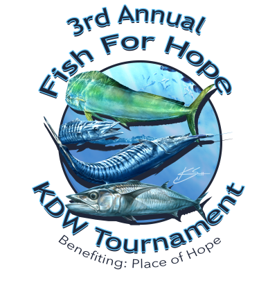 Fish For Hope 3rd Annual logo