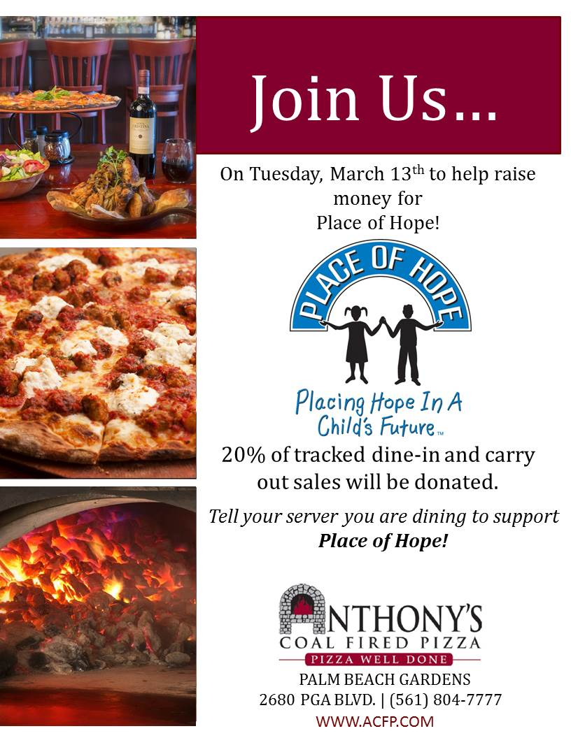 Anthony's Pizza