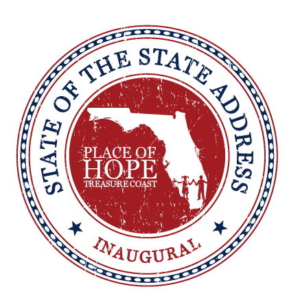 State of State Inaugural logo TC