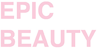 epic beauty logo RED