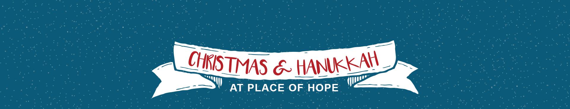 Christmas and Hanukkah header image