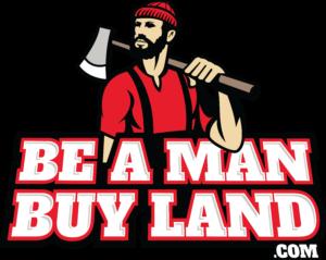 Be a Man Logo