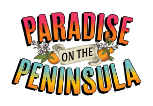 Paradise on the Peninsula Logo