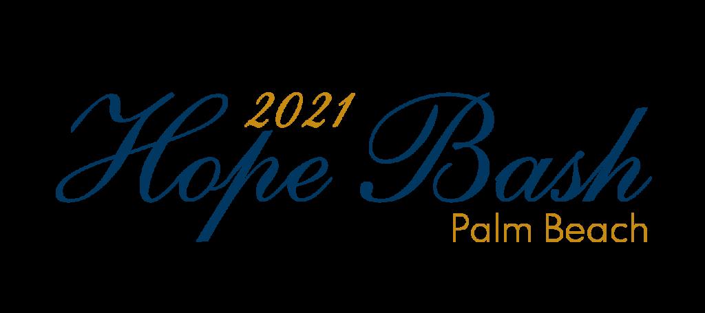 Hope Bash 2021 logo