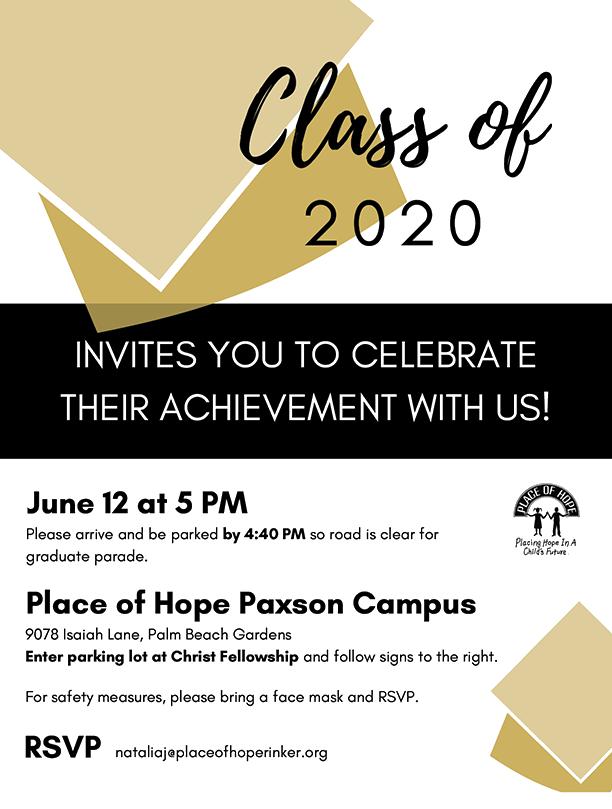 Grad Invite