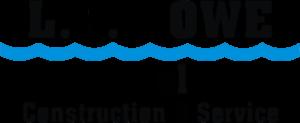L.B Rowe Pool Logo