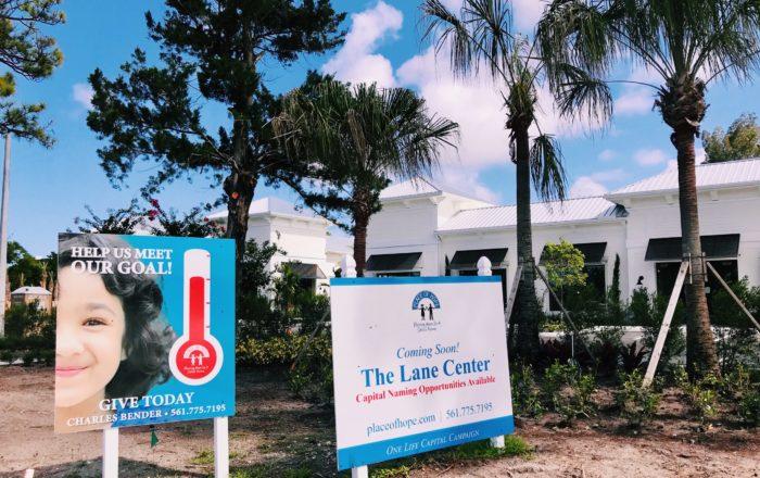 Lane Outreach Building