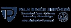 Palm Beach Uniforms logo