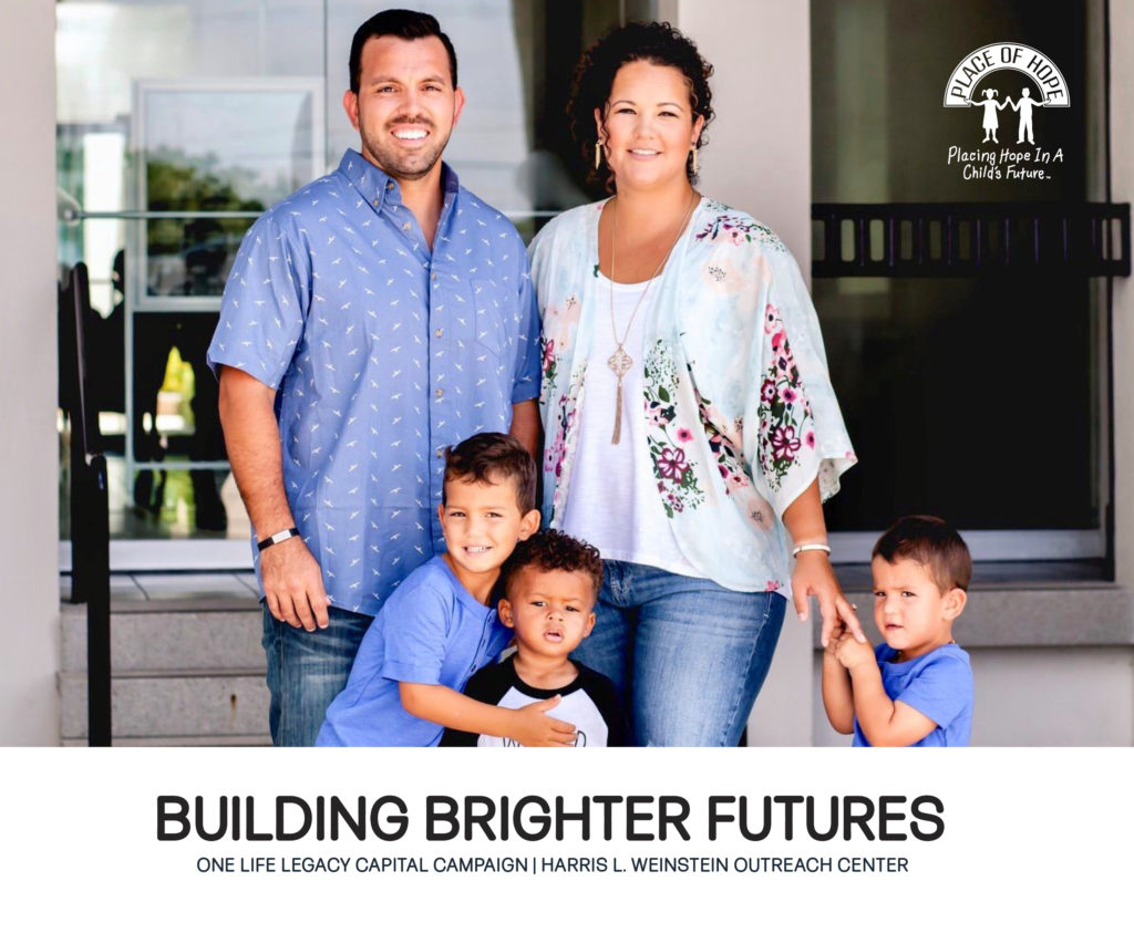 Building Brighter Futures Brochure cover