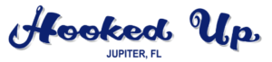 Hooked Up Fishing Charters Logo