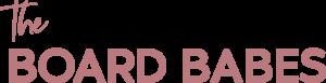 The Board Babes Logo